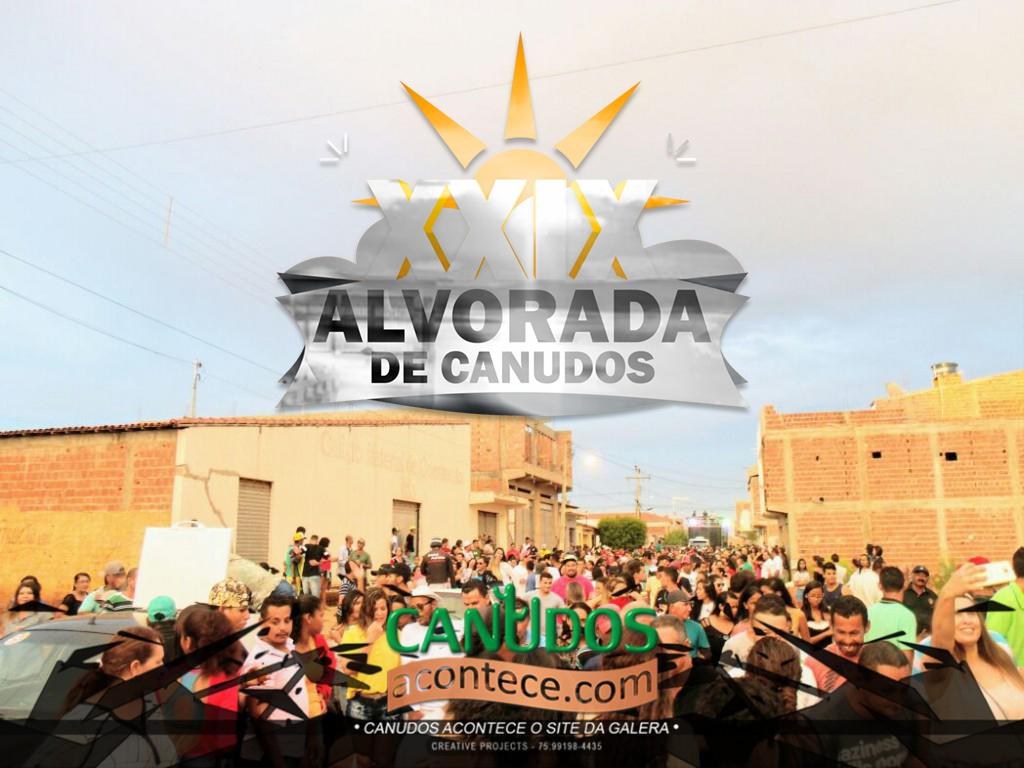 XXIX ALVORADA DE CANUDOS
