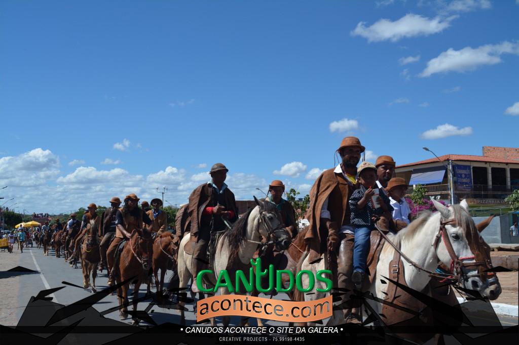 XVII CAVALGADA DE CANUDOS-BA