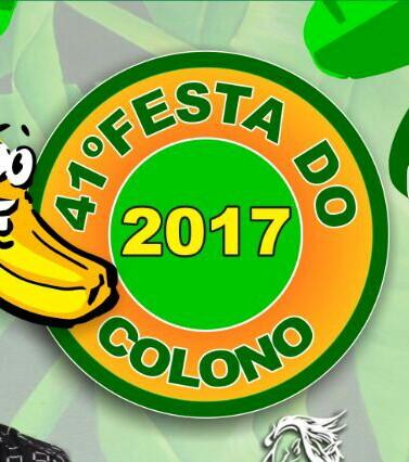 41° FESTA DOS COLONO