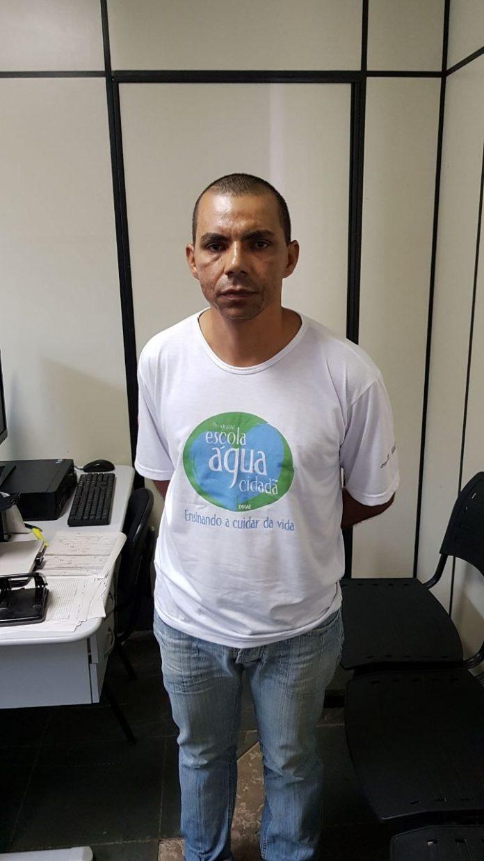 Homem condenado por Feminicídio em Monte Santo é preso em Minas Gerais